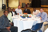 SAN ANTONIO, TX - MAY 1, 2006: The University of Texas at San Antonio Roadrunner Athletic Department Banquet at the UTSA Convocation Center. (Photo by Jeff Huehn)