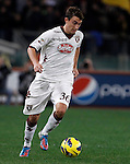 Calcio, Serie A: AS Roma vs Torino. Roma, stadio Olimpico, 19 novembre 2012..Torino defender Matteo Darmian in action during the Italian Serie A football match between AS Roma and Torino at Rome's Olympic stadium, 19 November 2012..UPDATE IMAGES PRESS/Isabella Bonotto