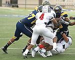 Manvel vs LaMarque 2011 H.S. Football Playoffs