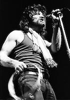 Raymond Froggatt performing in 1974.  Credit: Ian Dickson/MediaPunch
