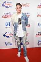 LONDON, UK. December 3, 2016: Roman Kemp at the Jingle Bell Ball 2016 at the O2 Arena, Greenwich, London.<br /> Picture: Steve Vas/Featureflash/SilverHub 0208 004 5359/ 07711 972644 Editors@silverhubmedia.com