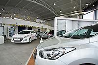 Bristol Street Motors Hyundi and Suzuki dealership, Mansfield