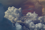 Clouds over Borneo, Sabah, Malaysia
