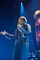 LONDON, ENGLAND - OCTOBER 28: Mary J Blige performing at Bluesfest 2016 at the O2 Arena on October 28, 2016 in London, England.<br /> CAP/MAR<br /> &copy;MAR/Capital Pictures /MediaPunch ***NORTH AND SOUTH AMERICAS ONLY***