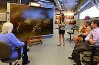 Yale Center for British Arts Undergraduate Open House 2012