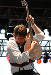 The Decemberists performing at the Austin City Limits Music Festival, September 16, 2007.
