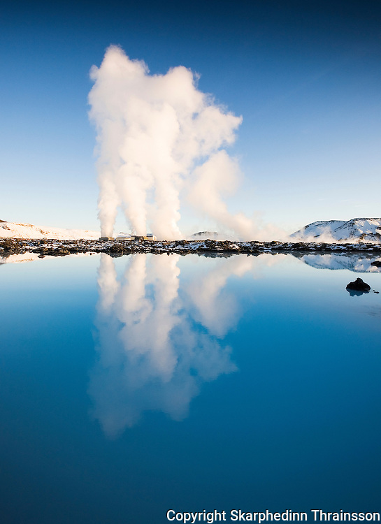Blue Lagoon, south-west Iceland