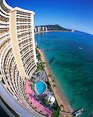 Sheraton Waikiki, Waikiki, Oahu, Hawaii, USA<br />