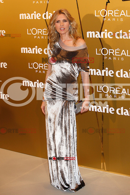 Judit Masco attends Marie Claire Prix de la Moda awards 2012 at French Embassy in Madrid. November 22, 2012. (ALTERPHOTOS/Caro Marin) /NortePhoto