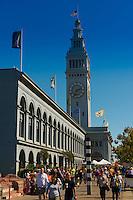 San Francisco Ferry Building, California