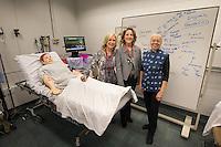 Misc - HMS Medscience / Lauren Baker Visit 11/17/16