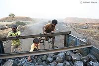 PORTRAIT series: The Coal Thieves Of Jharia (Gold Award: China Intl.Pressphoto 2010 Portrait series)