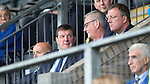 St Johnstone v York City...19.07.14  <br /> Tommy Wright watches from the stands<br /> Picture by Graeme Hart.<br /> Copyright Perthshire Picture Agency<br /> Tel: 01738 623350  Mobile: 07990 594431