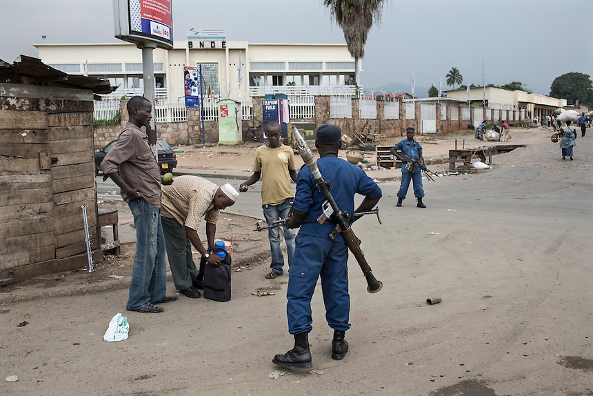 Burundi: breaking point