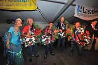 SKUTSJESILEN: IFKS Skûtsjesilen 2013, ©foto Martin de Jong