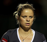 Kim CLIJSTERS (BEL) against Victoria AZARENKA (BLR) in the third round of the women's singles. Kim Clijsters beat Victoria Azarenka 6-4 6-0..International Tennis - 2010 ATP World Tour - Sony Ericsson Open - Crandon Park Tennis Center - Key Biscayne - Miami - Florida - USA - Mon 29th Mar 2010..© Frey - Amn Images, Level 1, Barry House, 20-22 Worple Road, London, SW19 4DH, UK .Tel - +44 20 8947 0100.Fax -+44 20 8947 0117