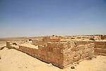 Roman outpost in Wadi Hazaz