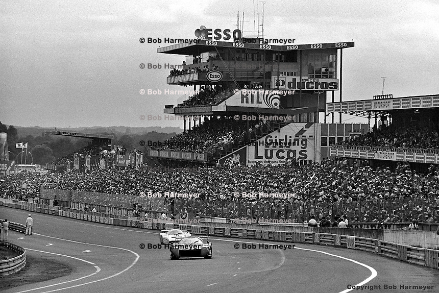 LE MANS, FRANCE - JUNE 20: Bobby Rahal drives the March 82G 1/Chevrolet during the 24 Hours of Le Mans on June 20, 1982, at Circuit de la Sarthe near Le Mans, France.