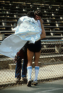 San Francisco, CA &ndash; August 28th 1982<br /> The first Gay Olympic game, the end of the marathon.