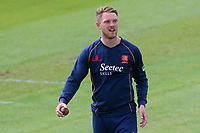 Jamie Porter of Essex during Essex CCC vs Hampshire CCC, Specsavers County Championship Division 1 Cricket at The Cloudfm County Ground on 20th May 2017