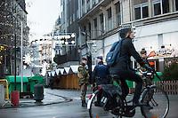 Maximum terror alert level for Brussels - Belgium