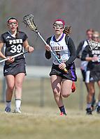Girls Varsity Lacrosse vs. Penn  3-23-13