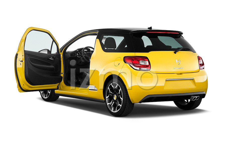 2013 citroen ds3 sport chic 3 door hatchback 2wd izmostock. Black Bedroom Furniture Sets. Home Design Ideas