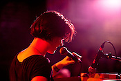 Sharon Van Etten charms all in attendance at Pour House during the Hopscotch Music Festival in Raleigh, N.C., Friday, Sept. 10, 2010.