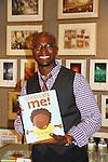 "09-28-11 Taye Diggs GL author ""Chocolate Me"" Books of Wonder, NYC - Anita Gillette Bk Mormon"