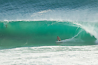 Snapper Rocks, Coolangatta, Queensland (Sunday January 16, 2011) Damon Harvey (AUS) hard off the bottom at Kirra..There was a solid 6ft swell hitting the Gold Coast this morning with  the points were lining up  nicely.  Snapper, Greenmount and Kirra were the pick of the spots with plenty of clean lines wrapping through and with SE winds stayed good for most of the day. Kirra was the spot early with dredging barrels looking like the Kirra of old.   Photo: joliphotos.com.There was a solid 6ft swell hitting the Gold Coast this morning with  the points were lining up  nicely.  Snapper, Greenmount and Kirra were the pick of the spots with plenty of clean lines wrapping through and with SE winds stayed good for most of the day. Kirra was the spot early with dredging barrels looking like the Kirra of old.   Photo: joliphotos.com