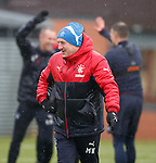 310117 Rangers training
