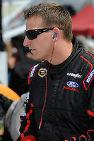 30 March - 1 April, 2012, Martinsville, Virginia USA.Michael McDowell (98) .(c)2012, Scott LePage.LAT Photo USA
