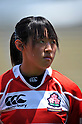 Chisato Yoko (JPN), .MAY 19, 2012 - Rugby : Woman's Rugby Test match between Japan women's 61-15 Hong Kong women's at Chichibunomiya Rugby Stadium, Tokyo, Japan. (Photo by Jun Tsukida/AFLO SPORT)