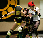 Over the Shoulder Boulder Holders vs Itty-Bitty Titty Committee