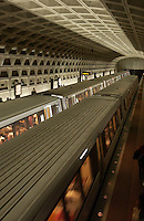 Washington,DC Metro Station