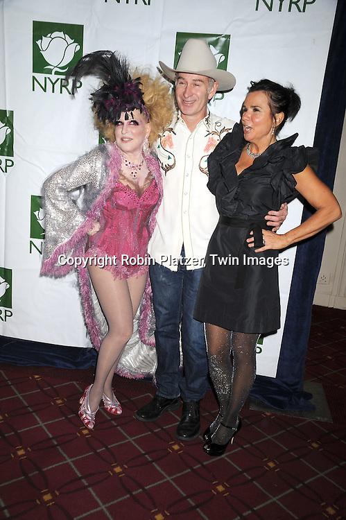 Better Midler, John McEnroe and Patty Smyth