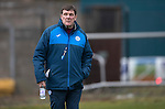 St Johnstone Training&hellip;09.12.16<br />Manager Tommy Wright pictured during training at McDiarmid Park this morning..<br />Picture by Graeme Hart.<br />Copyright Perthshire Picture Agency<br />Tel: 01738 623350  Mobile: 07990 594431