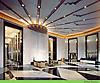 Hearst Tower Lobby by Smallwood, Reynolds, Stewart Interiors, Inc.