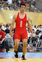 Takashi Hamaguchi, July 2, 2011 - Wrestling : All Japan Industrial Wrestling Championship, Men's Free Style -84kg at Wako General Gymnasium, Saitama, Japan. (Photo by Daiju KitamuraAFLO SPORT) [1045]