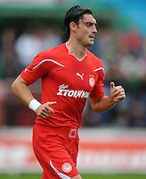 FUSSBALL   INTERNATIONAL   SAISON 2011/2012   TESTSPIEL SV Werder Bremen - Olympiakos Piraeus             26.07.2011 Albert Riera (Piraeus)