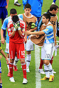 Nicolas Sequeira, Martin Benitez (ARG), JUNE 24, 2011 - Football : 2011 FIFA U-17 World Cup Mexico Group B match between Japan 3-1 Argentina at Estadio Morelos in Morelia, Mexico. (Photo by MEXSPORT/AFLO)