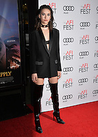 LOS ANGELES, CA. November 10, 2016: Actress Amanda Steele at World Premiere of &quot;Rules Don't Apply&quot;, part of the AFI Fest 2016, at the TCL Chinese Theatre, Hollywood.<br /> Picture: Paul Smith/Featureflash/SilverHub 0208 004 5359/ 07711 972644 Editors@silverhubmedia.com