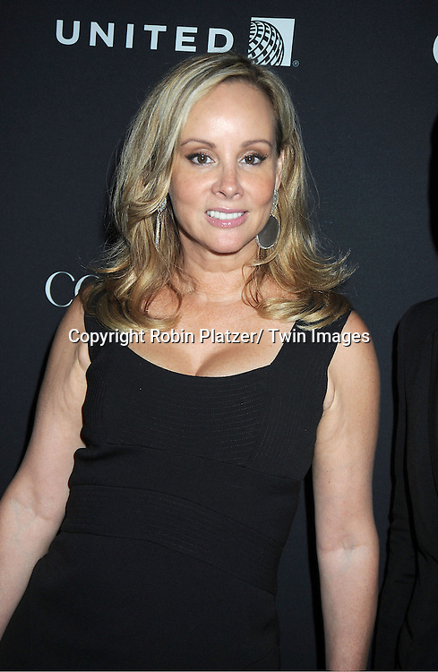 Yaz Hernandez attends the Vanidades Magazine  Icons of Style Gala on September 27, 2012 at the Mandarin Oriental Hotel in New York City.