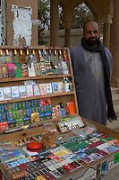 Derna, Libya - Hassan, Vendor of Aromatic Oils and Perfumes