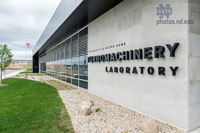 June 7, 2016; Notre Dame Turbomachinery Laboratory (Photo by Matt Cashore/University of Notre Dame)