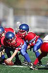 School aged children (K-8) playing sports.
