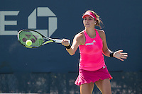 BELINDA BENCIC (SUI)<br /> The US Open Tennis Championships 2014 - USTA Billie Jean King National Tennis Centre -  Flushing - New York - USA -   ATP - ITF -WTA  2014  - Grand Slam - USA  27th August 2014. <br /> <br /> &copy; AMN IMAGES