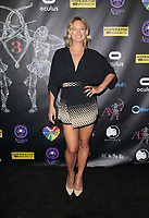 BEVERLY HILLS, CA - April 20: Zoe Bell, At Artemis Women in Action Film Festival - Opening Night Gala At The Ahrya Fine Arts Theatre In California on April 20, 2017. Credit: FS/MediaPunch