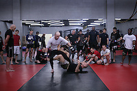 Jackson's/Winkeljohn's: January 16, 2012 Greg Jacksons grappling class at Jackson's/Winkeljohn's in Albuquerque, NM