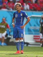 Alessio Cerci of Italy
